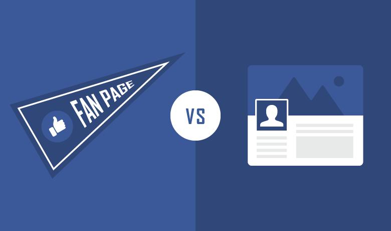 Buy Facebook Followers Singapore-FanPage VS Profile