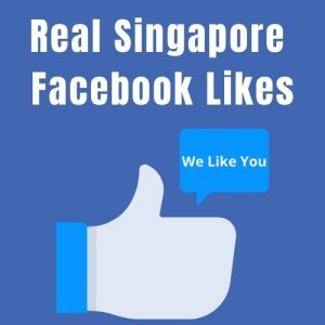 Singapore Targeted Facebook Likes